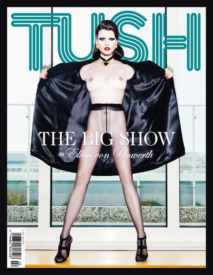 The Strange: tush2