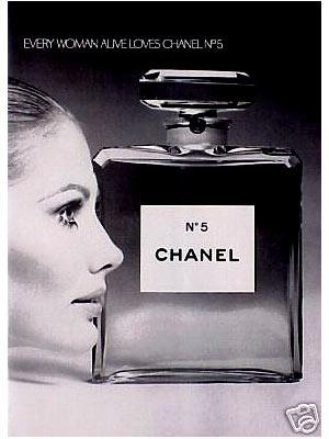 The Strange: chanel p1970