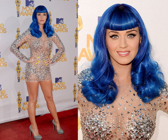 The Strange: mtv katy perry