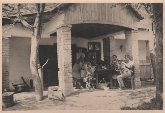david31: tanya 1944 veranda