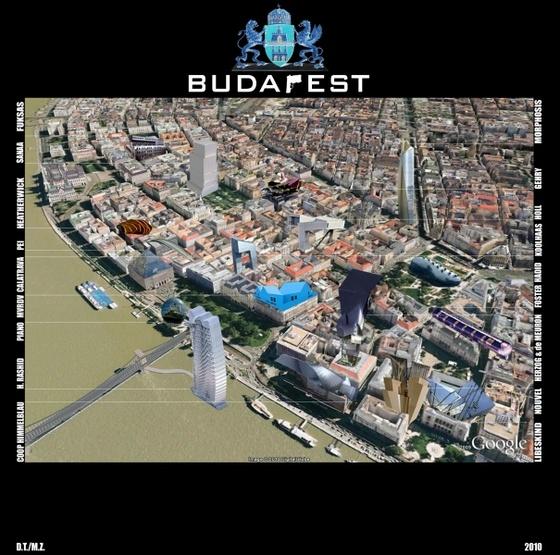 Budapest összevissza