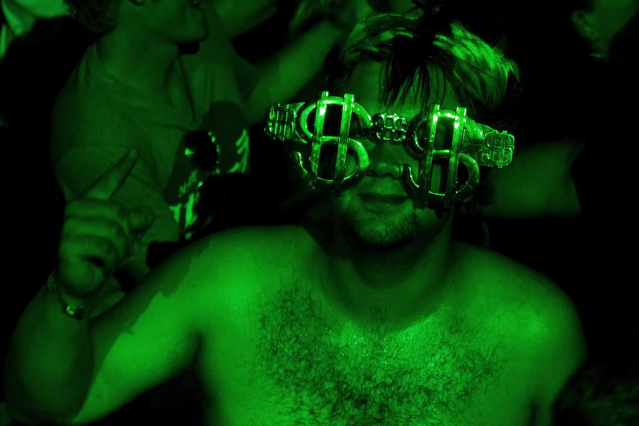 James Cage: Sziget 2010 By James Cage 080
