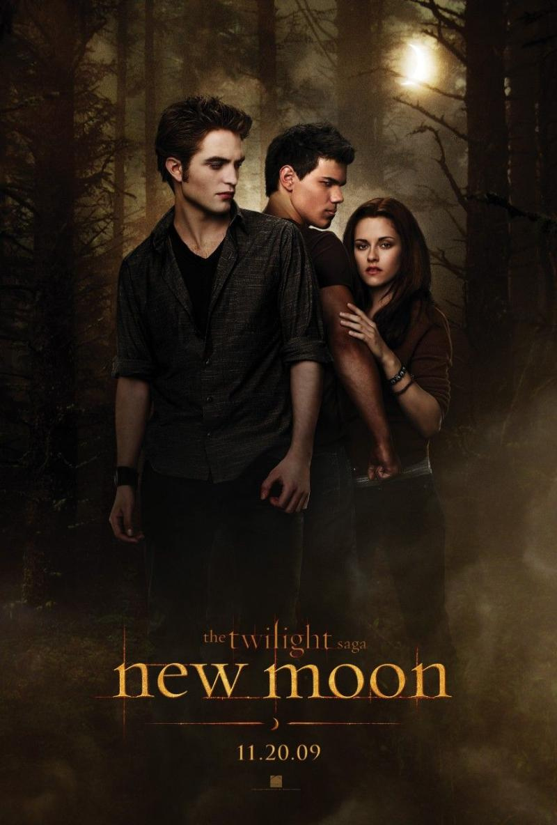 Alkonyat - �jhold (Twilight - New Moon)