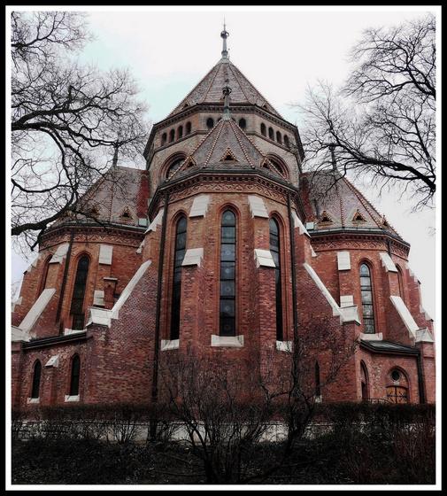 I\\/I4R[ł: Szilágyi Dezső téri református templom