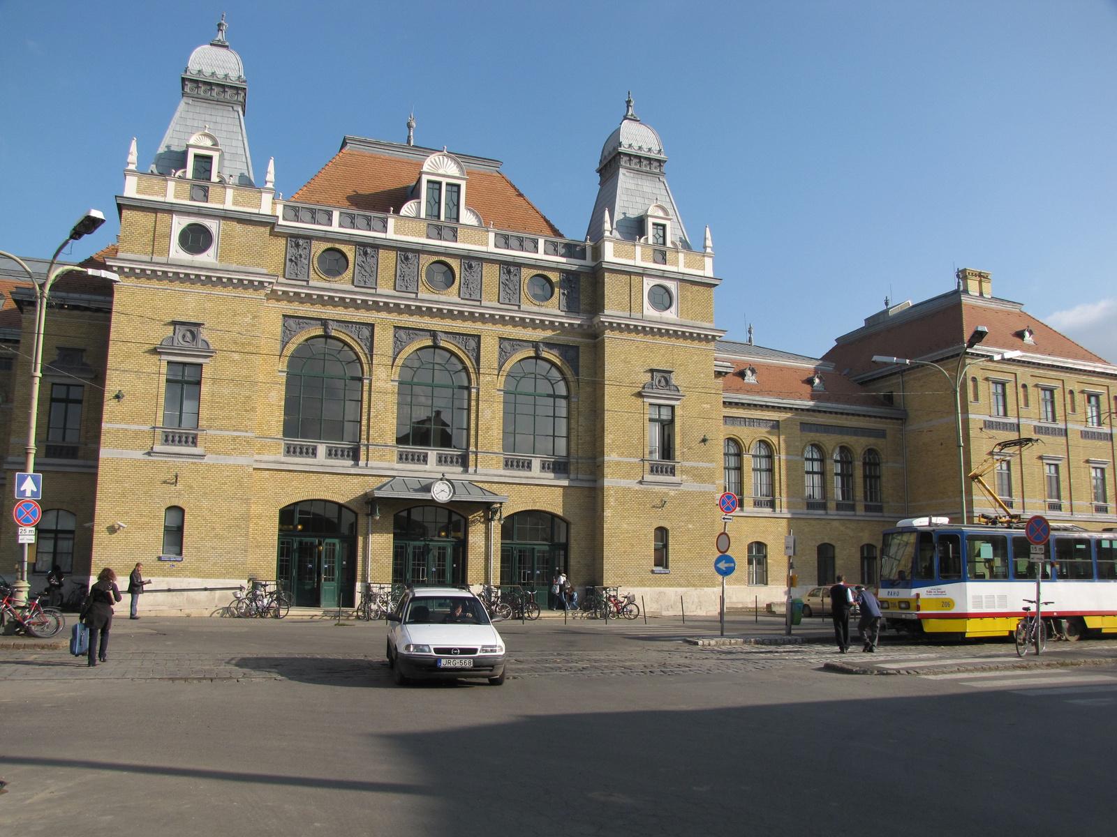 Magyarország, Szeged, a Tiszai Pályaudvar, SzG3