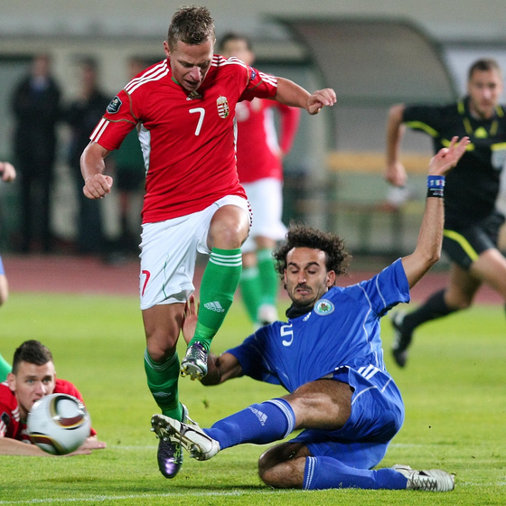 barjan: UEFA EURO2012 Hungary-San Marino