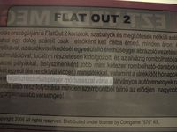 freddyD: FlatOut2 EVM Koki, the ZeroHero