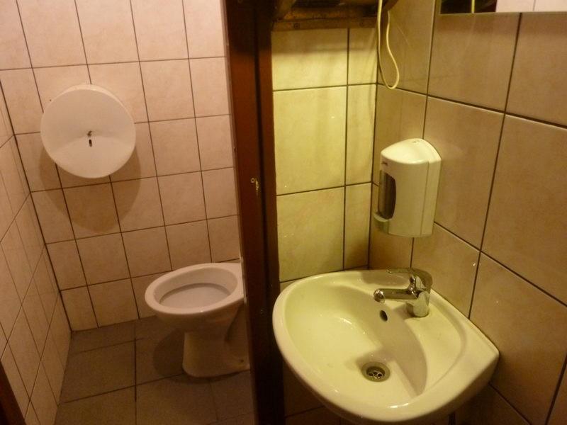 WC-diszkó