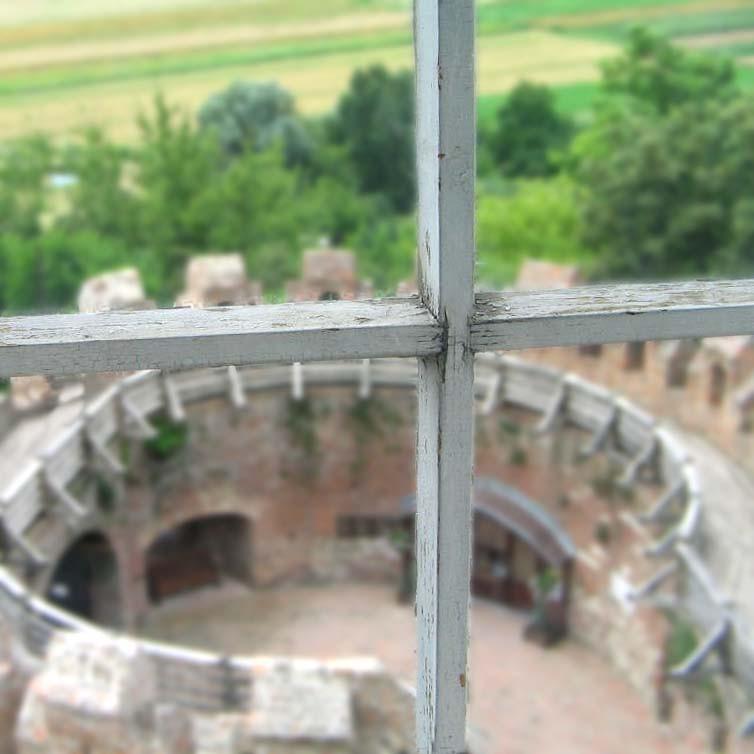 Siklosi var emeleti ablaka