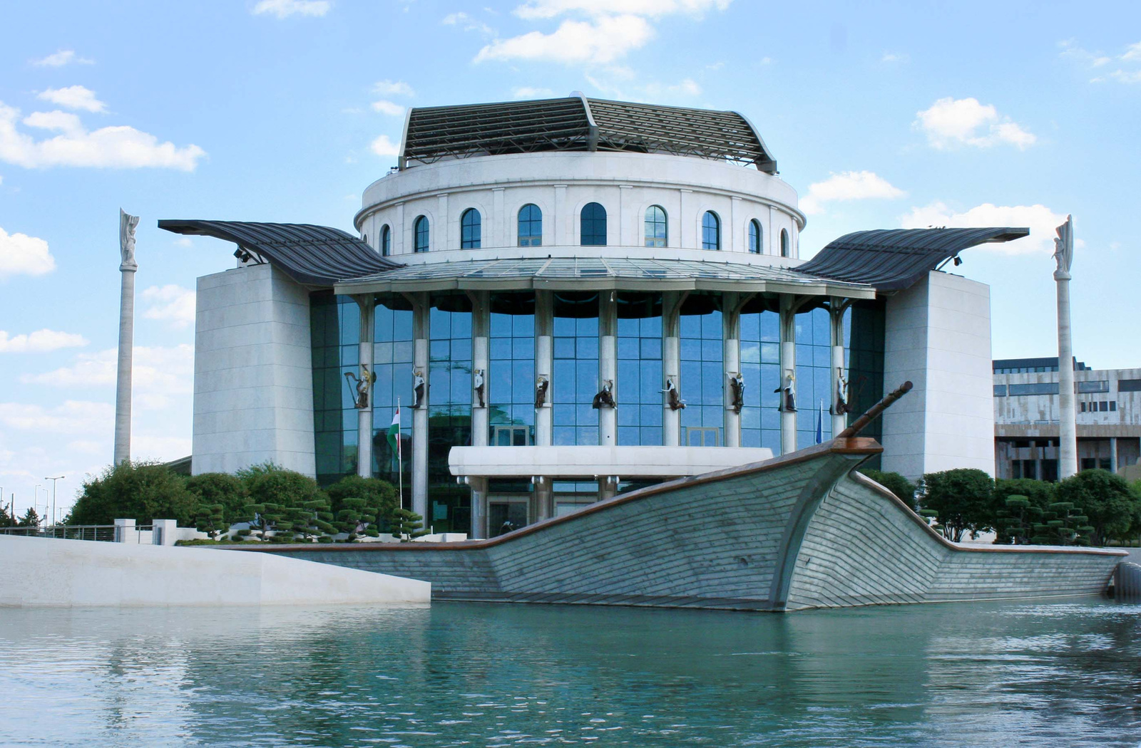 Hungarian National Theater - new building