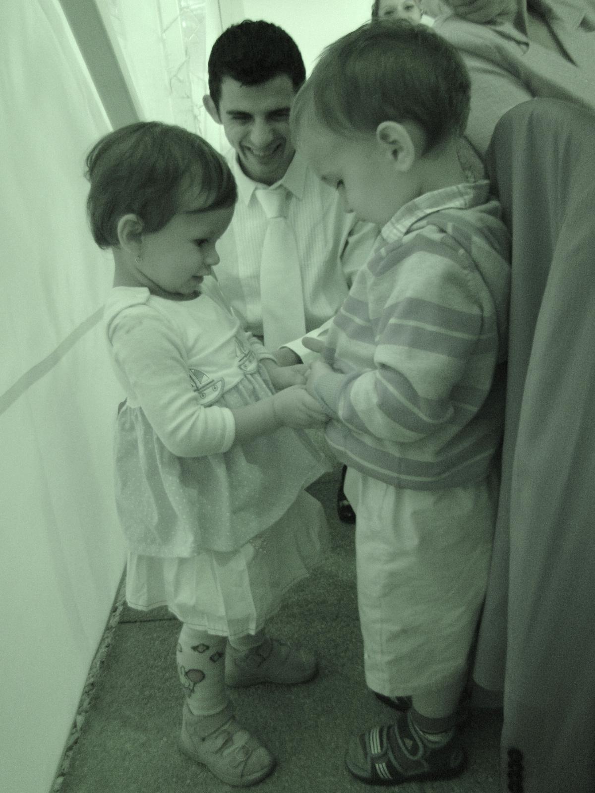 Esküvőn, esküvő