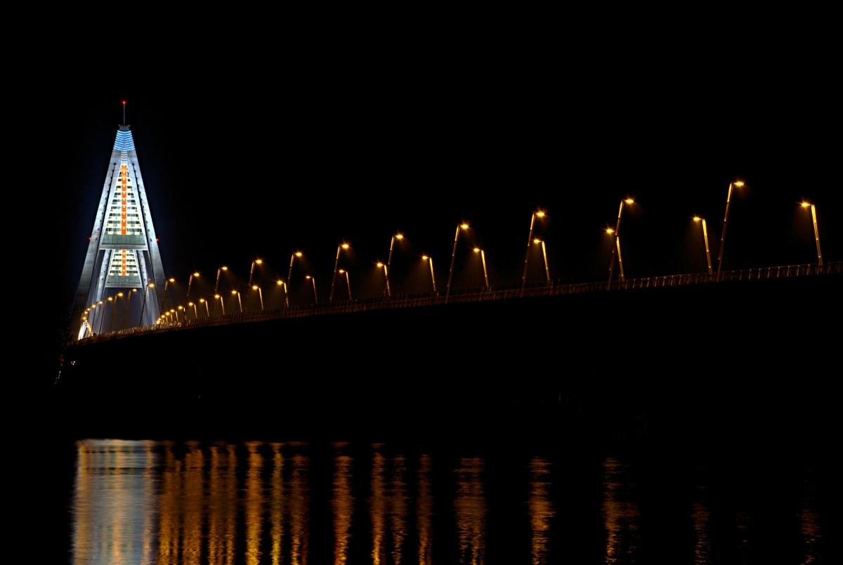 Megyeri híd - Budakalász